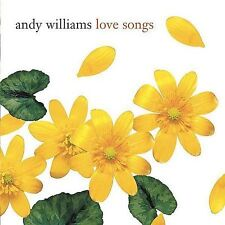 Love Songs by Andy Williams (CD, Jan-2004, Columbia/Legacy) cd SEALED