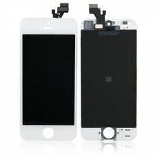 Apple iPhone 5 Replacement Full Front Screen LCD and Digitizer Assembly WHITE