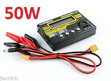 Turnigy Accucell-6 50W 6A Balancer Charger Lipo Nicd NiMH LiFe LiHV accessories