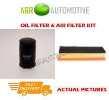 PETROL SERVICE KIT OIL AIR FILTER FOR FIAT PUNTO EVO 1.4 77 BHP 2009-12