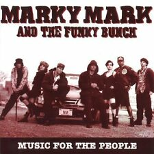 Marky Mark & Funky Bunch Music for the people (1991) [CD]