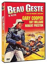 BEAU GESTE (1939) - Gary Cooper  DVD *NEW