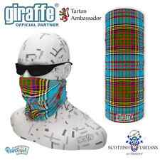 Anderson Clan Scottish Tartan Multifunctional Headwear Neckwarmer Snood Bandana