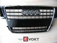 Audi A5 Grill S5 Grill S Line Glossy Black Grill Genuine 2007-2011 NEW
