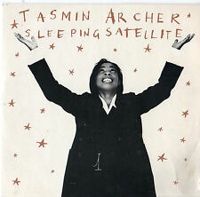 "Tasmin Archer - Sleeping Satellite 7"" Single 1992"