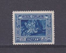 ITALY SOMALIA 1932  S G 178A  25 L  BLUE PERF14 VERY SCARCE CAT $1824  M / N / H