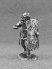 Roman Legionary 1/32 Ancient Rome Action Figures Tin Metal Toy Soldier 54mm