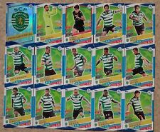 SET COMPLETO 15 CARDS TOPPS MATCH ATTAX- 2016/17 CHAMPIONS LEAGUE-Esporting.
