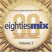 Various Artists - 80's Mix, Vol. 2 (CD, 1999)