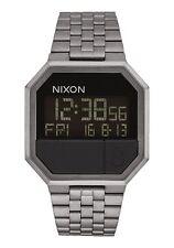 Nixon Armbanduhr Erneut ausführen All gunmetal