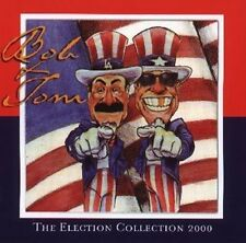 Bob and Tom The Election Collection 25 track 2000 CD Q95 radio comedy duo