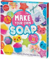 Make Your Own Soap by Klutz Editors and Scholastic (2017, Spiral)