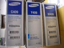 NEW ! GENUINE Samsung CLP-310 CLP-315 CLX-3170 CLX-3175 Color Toner C/M/Y