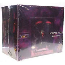 MYTHOS - Legends of the Necronomicon Cards Booster Box (Chaosium Inc.) #NEW