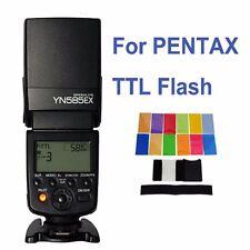 Yongnuo Wireless Speedlite YN585EX P-TTL for Pentax K3 K3II K70 K50  DSLR Camera