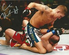 Chris Holdsworth Signed UFC 8x10 Photo PSA/DNA COA Picture Autograph 173 TUF 18