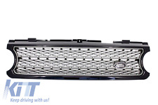 Front Grille Range Rover Vogue III L322 06-09 Black Autobiography Supercharged
