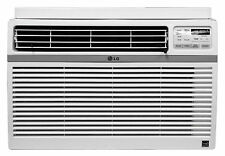LG LW1215ER - 12,000 BTU Window A/C: Remote & Window Accessories Included