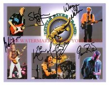 THE LITTLE RIVER BAND AUTOGRAPHED 8x10 RP PHOTO TIME FOR A COOL CHANGE