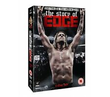 "Official WWE - ""You Think You Know Me"" The Story of Edge (3 Disc Set) DVD"
