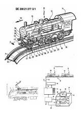 Maerklin model railway, 1000 Patents, 6000 Pages