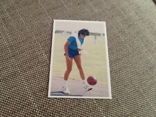 Gabriela Sabatini tennis A Question of Sport game card 1992 Argentina