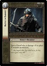 Lord of the Rings LOTR TCG -Siege of Gondor 8R2 Battle in Earnest Foil Card