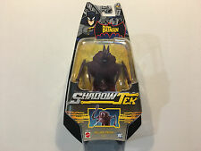 DC Batman Shadow Tek Killer Moth figure Brand New 2007 Mattel