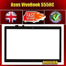 "Asus S500 S500C S500CA S500X 15.6"" Touch Screen Digitizer Front Glass Only"