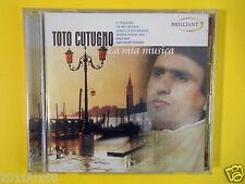 compact disc cd cds toto cutugno la mia musica l'italiano america flash sinfonia