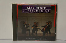 Max Reger - Streichtrios, Trio für Violine, Viola und Violoncello, CD (16)