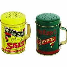 NORPRO 713 Nostalgic Salt & Pepper Shaker Set NEW