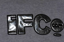 """IFC.COM"" T-Shirt International Film Channel Crew/Promotional Item (L)"