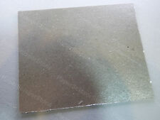 5Pcs Sheet Mica Plated Sheets for Microwave Oven 145 x 125mm