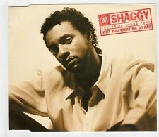 (GX19) Shaggy Feat. Grand Puba, Why You Treat Me So Bad - 1996 CD