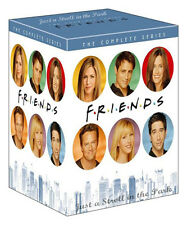 Friends: The Complete TV Series, All 10 Seasons DVD Boxed Set Collection NEW!