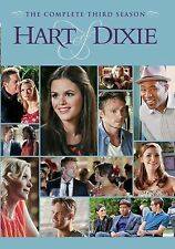 Hart of Dixie:The Complete Third Season 3 Three (DVD)  Ship from California!!
