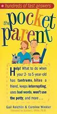The Pocket Parent, Gail Reichlin, Caroline Winkler, Good Book