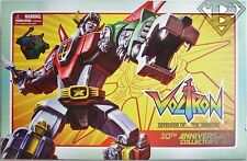 "VOLTRON 30th Anniversary 11"" inch Die Cast Light Up Action Figure Box Set 2014"