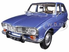 1968 RENAULT 16 COBALT BLUE METALLIC 1/18 DIECAST CAR MODEL BY NOREV 185132