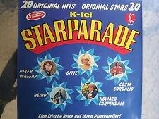 """12"""" Starparade - K-Tel"""