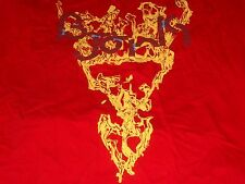 BJORK - CONCERT TOUR T-SHIRT SIZE XL RED NEW