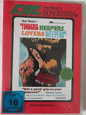 Russ Meyer - Finders Keepers, Lovers Weepers - Oben ohne Tanz, dicke Möpse