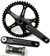 SRAM/TruVativ Omnium 165mm 48T BLACK Track Crankset with GXP Bottom Bracket BB