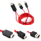 MHL Micro USB to HDMI 1080P HD TV Cable Adapter for Samsung Galaxy S5 Note 3