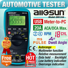 Digital automotive multimeter LCD automotive scanner automotive tools EM133A
