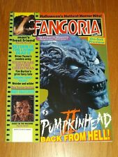 FANGORIA #128 PUMPKINHEAD 2 RETURN OF THE LIVING DEAD 3 BODY SNATCHERS