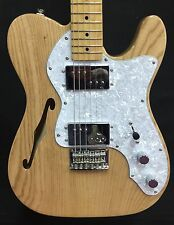 Squire Vintage Modified 72' Tele Thinline Electric Guitar