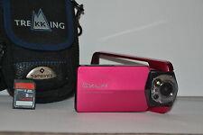 Digitalkamera Casio Exilim EX-TR150 Pink Selfie Kamera Selten
