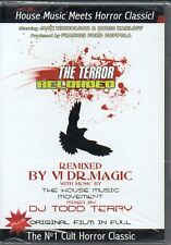 THE TERROR RELOADED - HOUSE MUSIC MEETS HORROR CLASSIC! - DVD (NUOVO SIGILLATO)